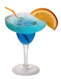 голубая белизна лагуны Стоковые Фото