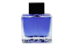 голубая бутылка Стоковые Изображения