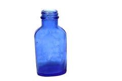 Голубая бутылка Стоковое Изображение