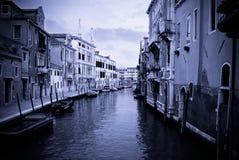 Голубая Венеция Стоковые Фото