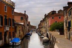 Голубая Венеция Стоковая Фотография RF