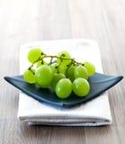 голубая виноградина шара Стоковая Фотография RF