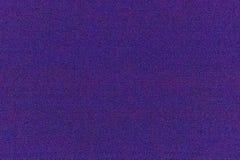 Голубая винтажная текстура ткани Шум изображения цветной камеры, подобный к текстурированной ткани стоковые изображения