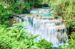 голубая вода падения Стоковое Фото