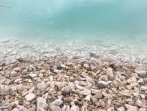голубая вода стоковая фотография rf