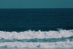 Голубая волна стоковые изображения