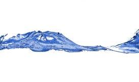 голубая волна Стоковые Фотографии RF