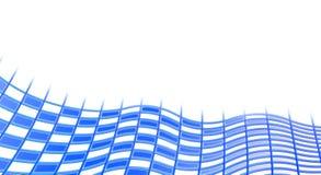 голубая волна Стоковое Фото