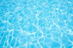 Голубая вода Стоковые Изображения RF
