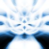 Голубая вспышка Стоковые Фотографии RF