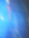 голубая вставка крышки Стоковое фото RF