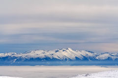 Голубая гора Стоковое Изображение