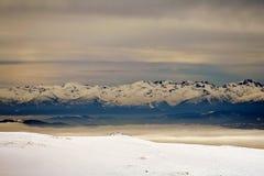 Голубая гора Стоковая Фотография RF
