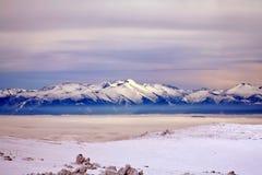Голубая гора Стоковая Фотография
