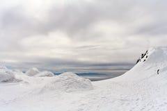 Голубая гора Стоковое Фото