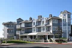 Голубая гостиница Dana Point фонарика Стоковое Изображение