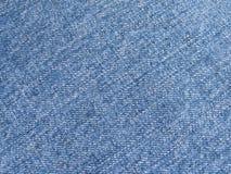голубая джинсовая ткань Стоковые Изображения RF