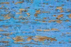 голубая древесина текстуры старая древесина текстуры Стоковое Фото
