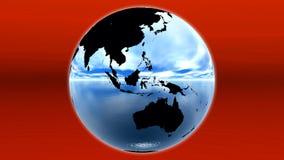 голубая земля бесплатная иллюстрация