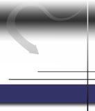 голубая иллюстрация Стоковое Изображение RF