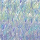Голубая и зеленая предпосылка Абстрактная текстура природы иллюстрация штока