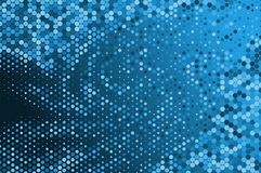 Голубая картина пятна стоковая фотография rf