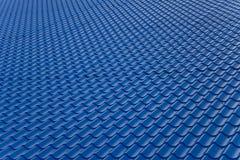 Голубая крыша Стоковые Фото