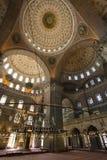 Голубая мечеть - Стамбул - Турция Стоковое Изображение RF
