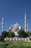 голубая мечеть istanbul стоковая фотография