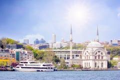 Голубая мечеть, Sultanahmet Camii в Стамбуле, Турции Стоковые Фото