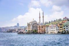 Голубая мечеть, Sultanahmet Camii в Стамбуле, Турции Стоковое фото RF
