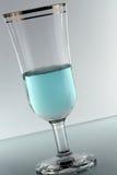 голубая отрава Стоковые Фотографии RF