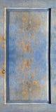 голубая панель золота конструкции Стоковая Фотография RF