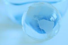 голубая планета Стоковая Фотография RF