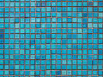голубая плитка Стоковое фото RF