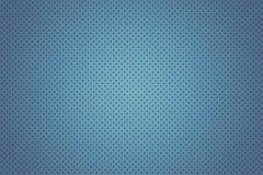 Голубая поставленная точки предпосылка предпосылки абстрактная иллюстрация вектора