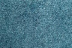 Голубая предпосылка детали ткани стоковое изображение rf