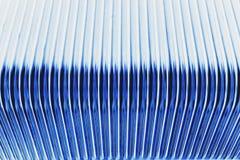 Голубая предпосылка текстуры Стоковая Фотография RF