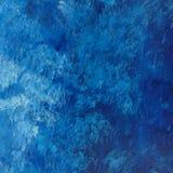 Голубая предпосылка цвета стоковая фотография rf