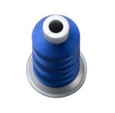 голубая резьба конуса стоковые фото