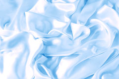 Голубая сатинировка стоковые изображения rf