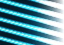 Голубая светлая неоновая линия предпосылка, 80s, концепция партии и события, с космосом для текста в положенный, Стоковые Фотографии RF