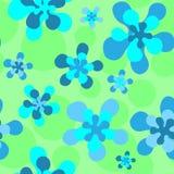 голубая сила цветка бесплатная иллюстрация