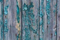 Голубая старая деревянная текстура планки, предпосылка, обои, шаблон Стоковое фото RF