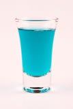 голубая съемка Стоковые Изображения RF