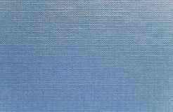 голубая текстура джинсовой ткани Стоковые Фотографии RF