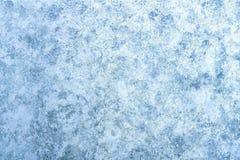 голубая текстура серебра мраморной бумаги Стоковое Изображение RF