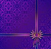 голубая темнота смычка Стоковое Фото