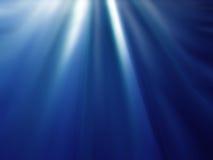 голубая тесемка Стоковые Фотографии RF