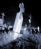 голубая усыпальница Стоковая Фотография
